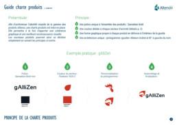 Charte produits Altenov by Jonk