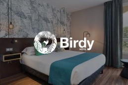Honotel - Hotel Birdy by Jonk