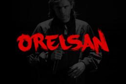 Orelsan - Logo concept by Jonk