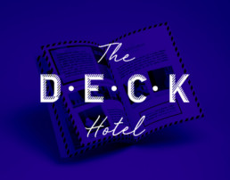 Hotel The Deck - Honotel - DP