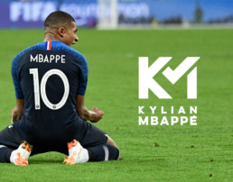 Kylian Mbappé by Jonk