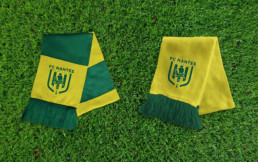 FC Nantes - Logo concept by Jonk