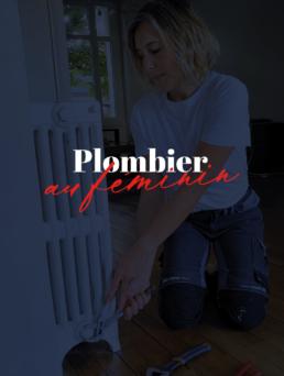Plombier au féminin - by Jonk