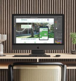 Webdesign UI / UX by Jonk