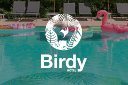 Hôtel Birdy - Honotel - Cover