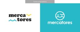 Mercatores - Identité visuelle by Jonk